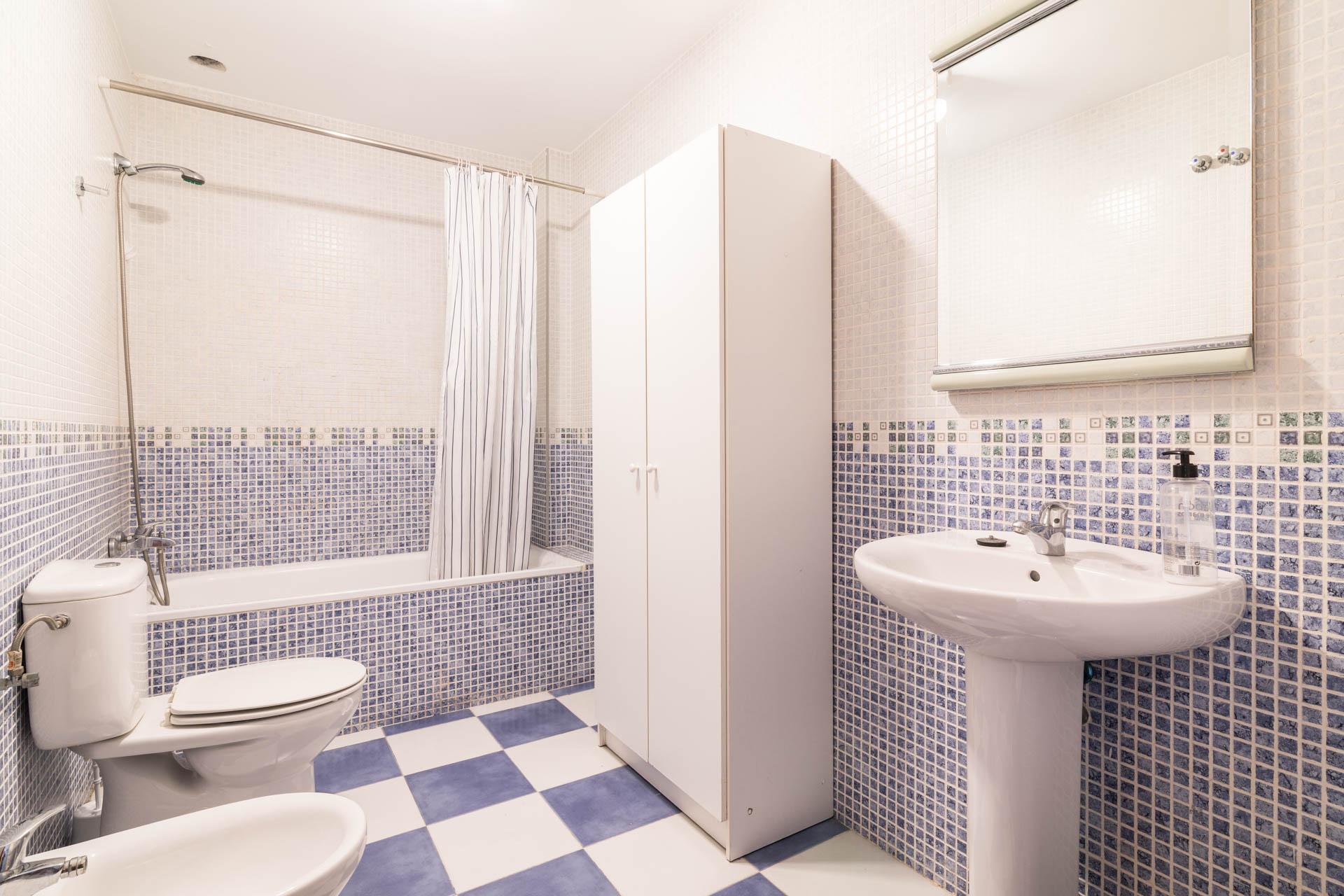 apartamento-clavel-baño