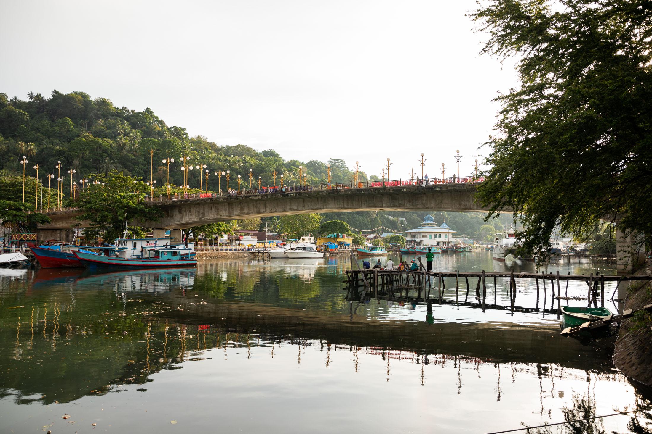 sumatra-lago